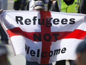 Number of far-right extremists flagged to Government terror unit soars 30% in a year