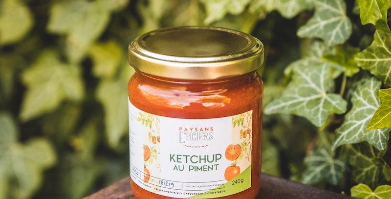 Ketchup au piment