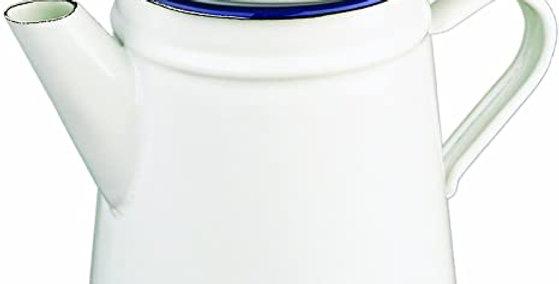 Cafeteira branca Ibili 1L