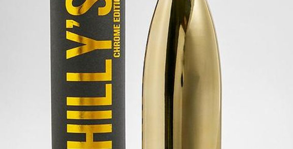 Garrafa Aço Inoxidável Gold 500ml