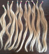 Hair extensions custom sourced for San Antonio's Extenson of Yourself