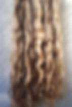 Virgin Blonde Russian Slavic Hair