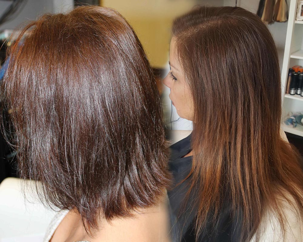 Hair Extensions Quot Before And After Quot Extensions Of Yourself