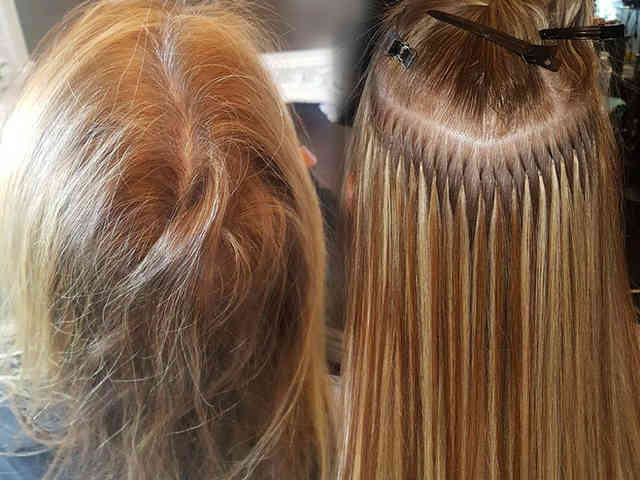 Extension Options For Fine Thin Hair San Antonio Hair Extensions