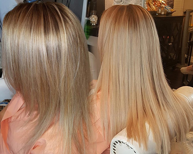Hair extensions before and afterextensions of yourself san antonio balayage hair extensions 3 solutioingenieria Gallery