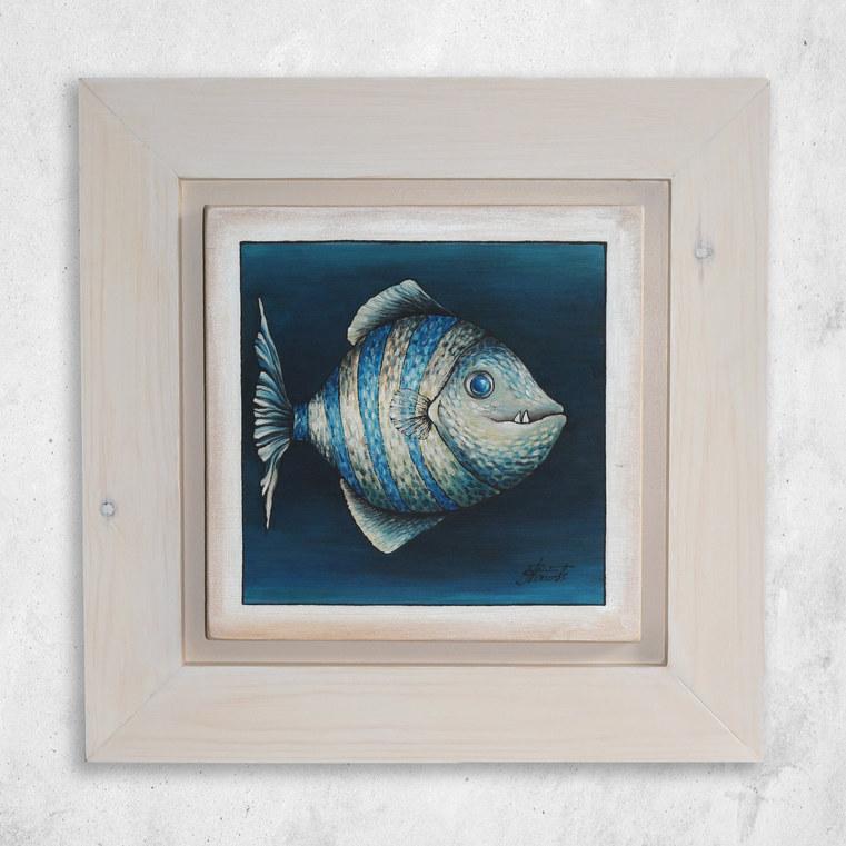Синя риба
