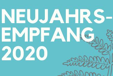 Einladung Neujahrsempfang 2020