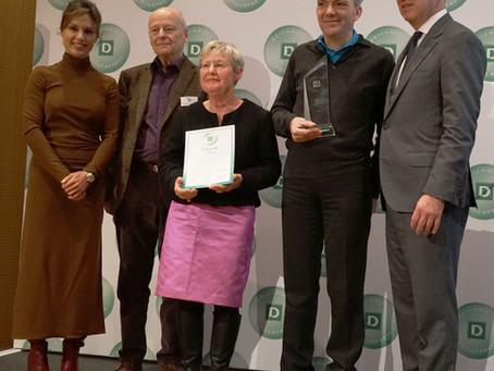 1. Preis beim DEICHMANN-Förderpreis für Integration