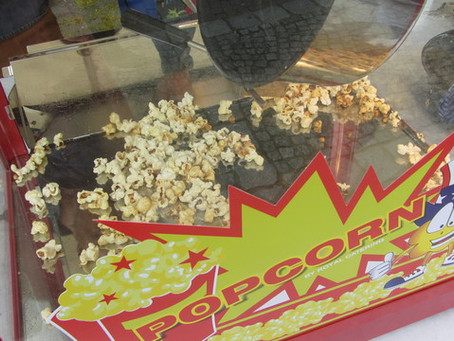 Zwei Feste und viel Popcorn