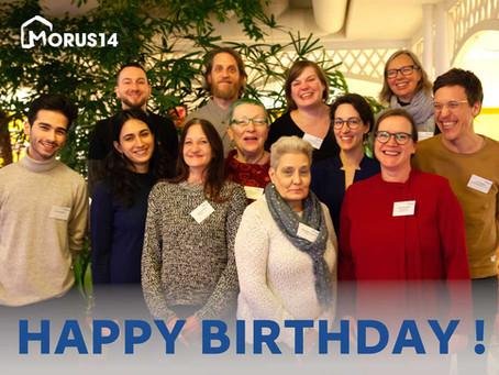 Happy Birthday: Die Stiftung Berliner Sparkasse wird 10 Jahre alt!
