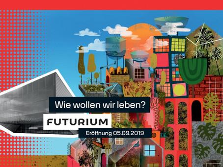 Ausflug ins Futurium am 15.01.2020