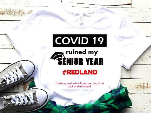 COVID School Tshirts