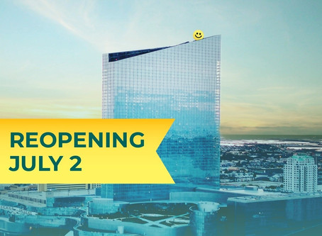Ocean Casino Resort To Reopen July 2nd