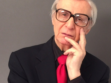 The Amazing Kreskin is Back in Atlantic City to Predict our Next Presidential Election