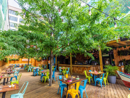 New Fully Outdoor Mexican-American Restaurant Concept Juno to Open in Philly