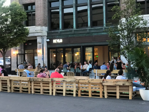 Outdoor Dining & More From Asbury Park New Jersey