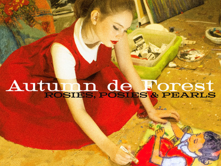 World-Renowned Artist Autumn de Forest to Premiere Groundbreaking Art Experience At the Jersey Shore