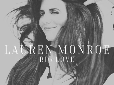 """Def Leppard's Rick Allen & Lauren Monroe New Release - """"Big Love"""" An Anthem For Our Time"""