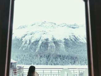 st. moritz: ski, après ski, spa🔁