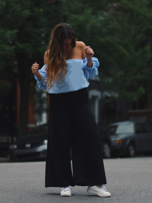 big sleeves, bigger pants
