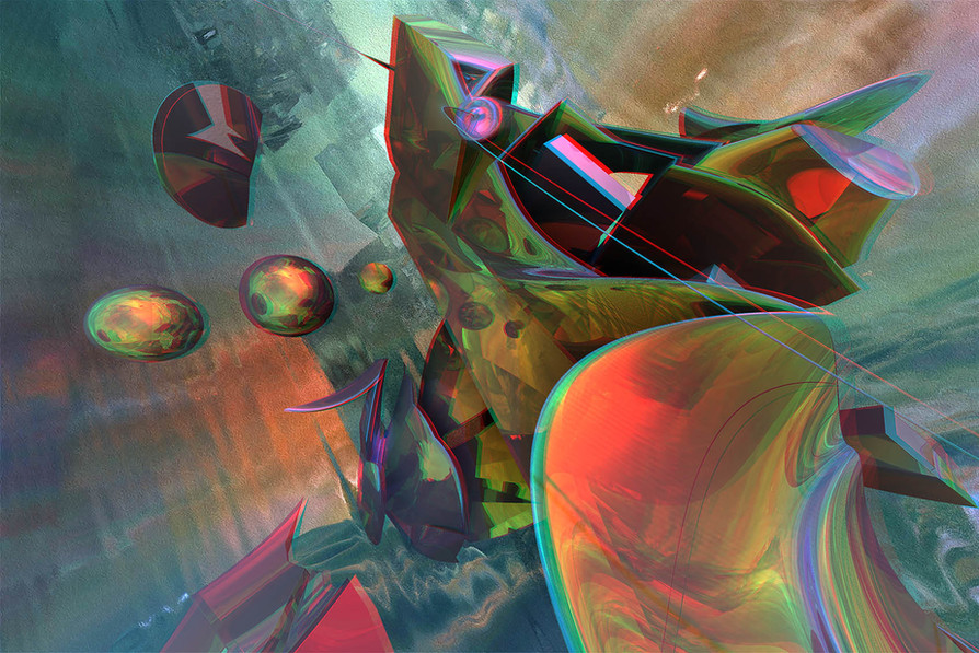 Kosmic Jazz Series, No. 38