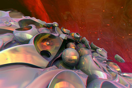 Anaglyph 3D Series, No. 42