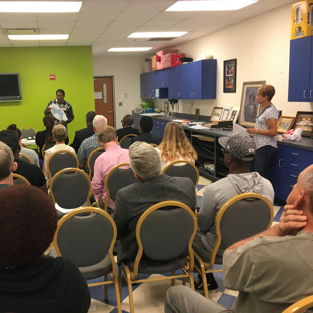 Neighborhood Meeting - 09/27/18