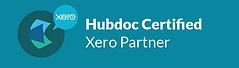 Hubdoc Certification-Xero.