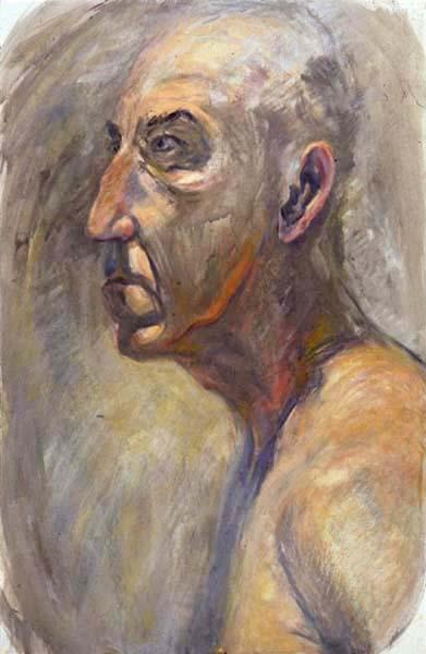 JP as Rodin
