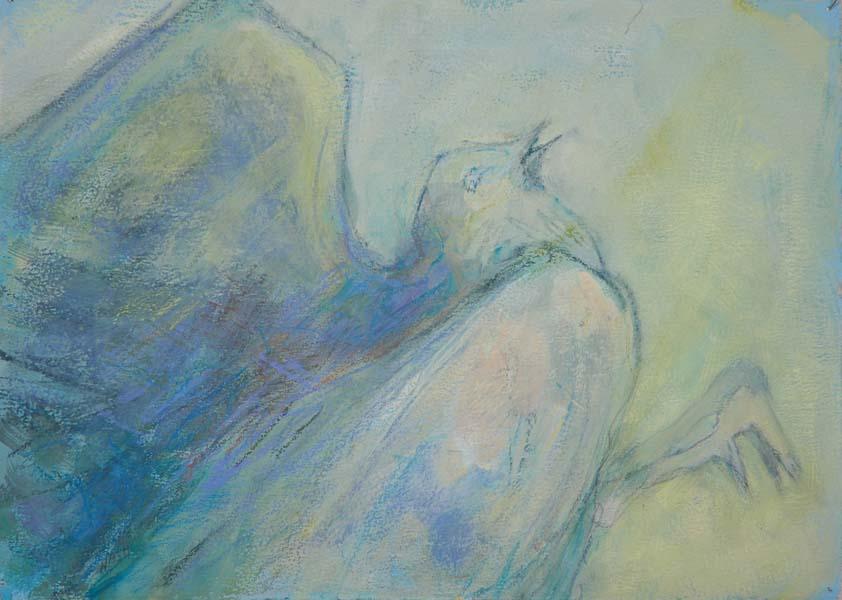 Blue Bird #1 Aspiring