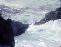Fields in winter #3