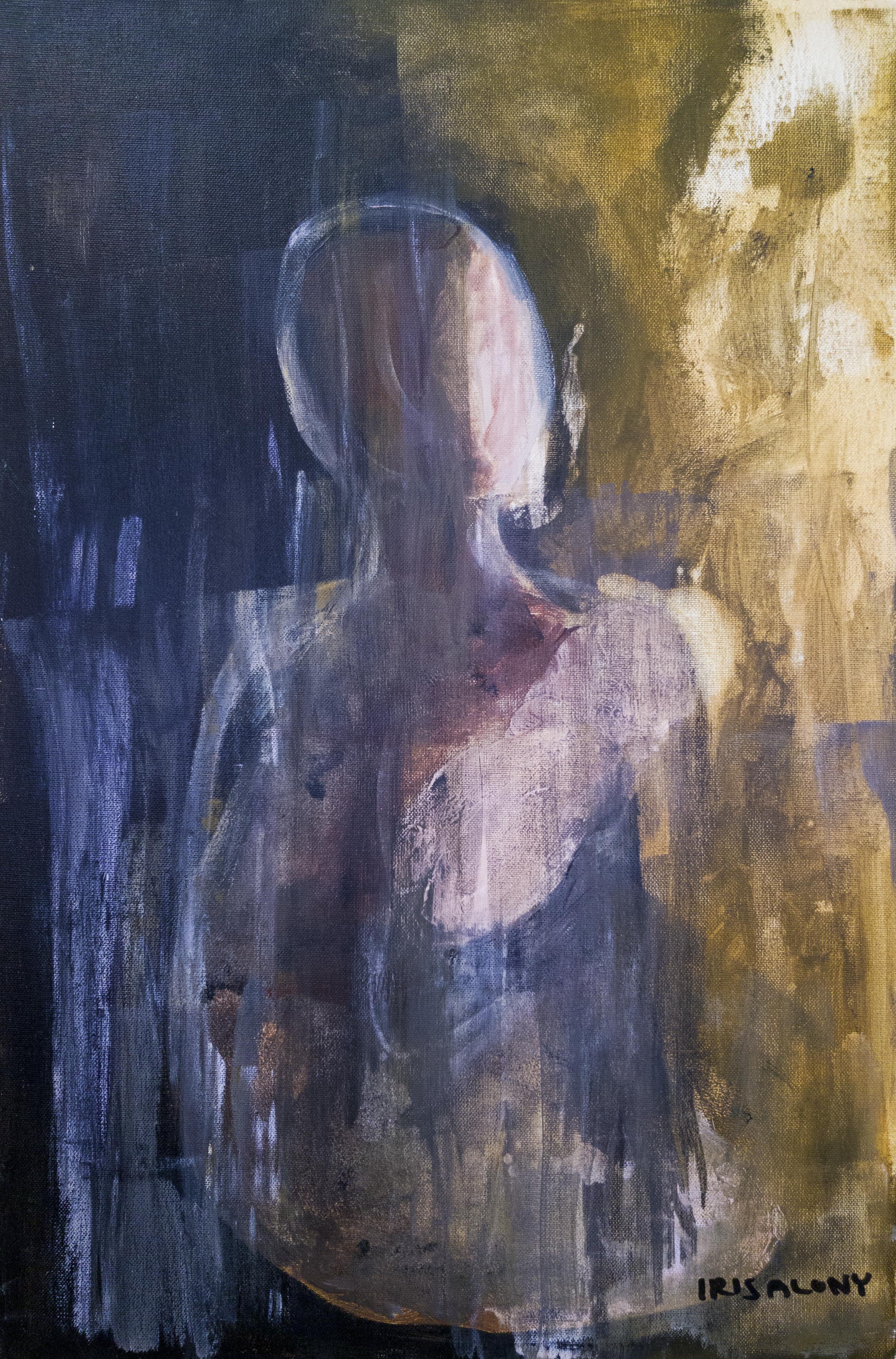Iris Alony 40x60cm