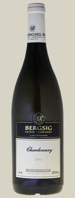 Bergsig Chardonnay 2012