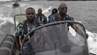 Navy destroys illegal refinery with 1.59m litres of stolen diesel