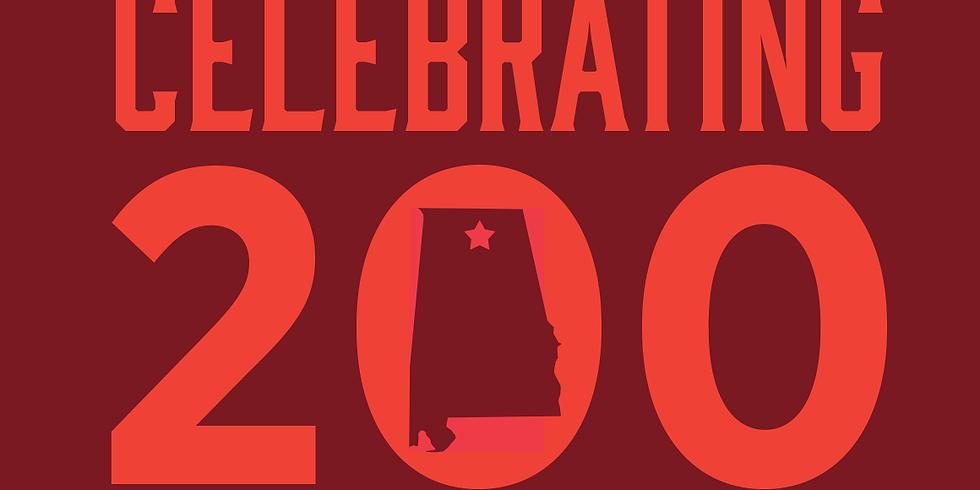 NOVEMBER MEETING: Alabama Bicentennial Marketing Panel