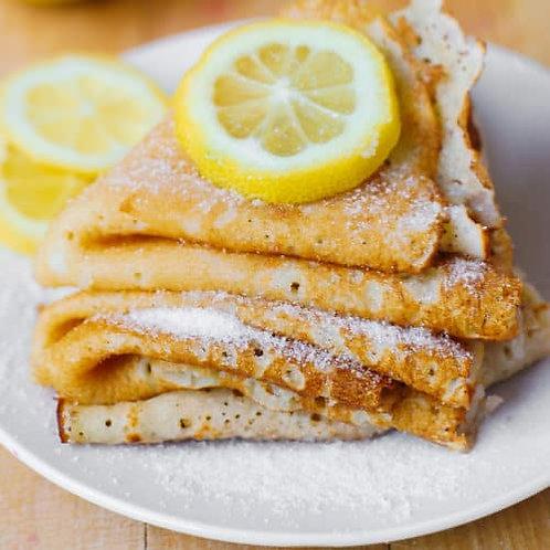 Lemon Curd & Sugar
