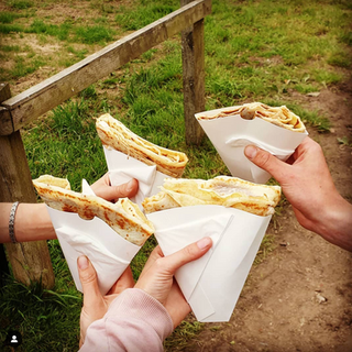 Our Delicious Crêpes!