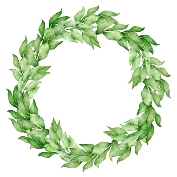 Plant Wreath 6