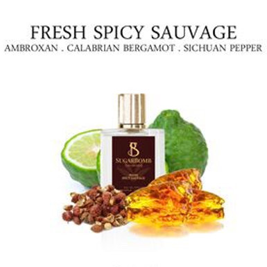 MEN'S PERFUMES - FRESH SCENT (30ML)