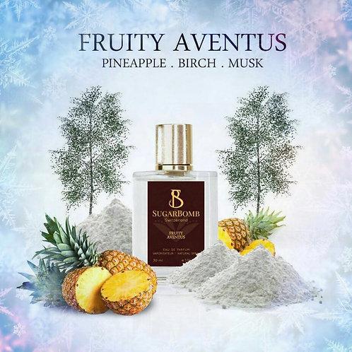 MEN'S PERFUMES - FRUITY AVENTUS (30ML)