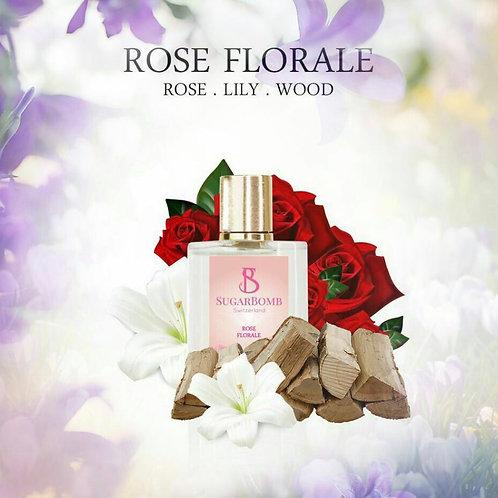 WOMEN'S PERFUME - ROSE FLORALE (30ML)