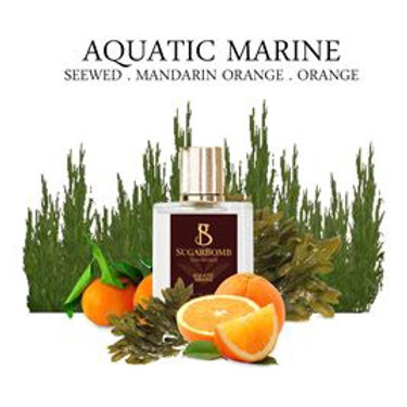 MEN'S PERFUMES - AQUATIC MARINE (30ML)