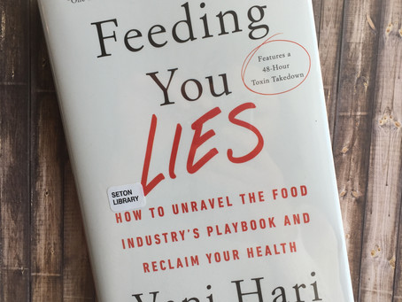 Tired of Being Fed LIES?