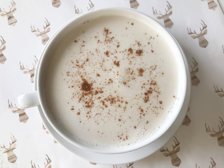 Your Homemade 'London Fog'!