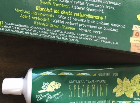 What Your Natural Toothpaste Could Do For You!