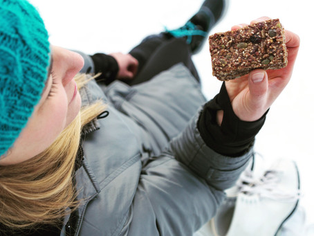 Granola Bar Delight!