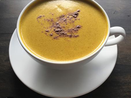 Creamy Turmeric Mylk