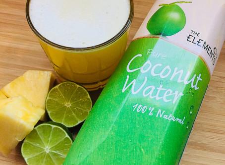 Replenishing Electrolytes Naturally!
