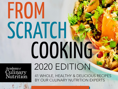 From Scratch Cooking (2020 ed.) DIGITAL COOKBOOK!