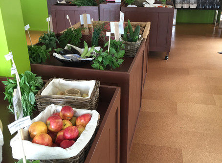 "The Culinary Wonders of Salt Spring Island, B.C. - Part II: ""Green Zero-Waste Grocery"""